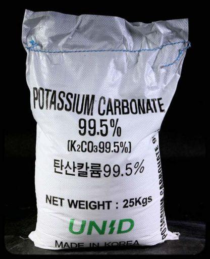 Калий карбонат
