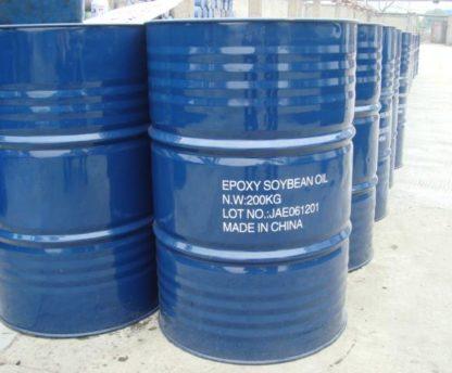 Эпоксидированное соевое масло