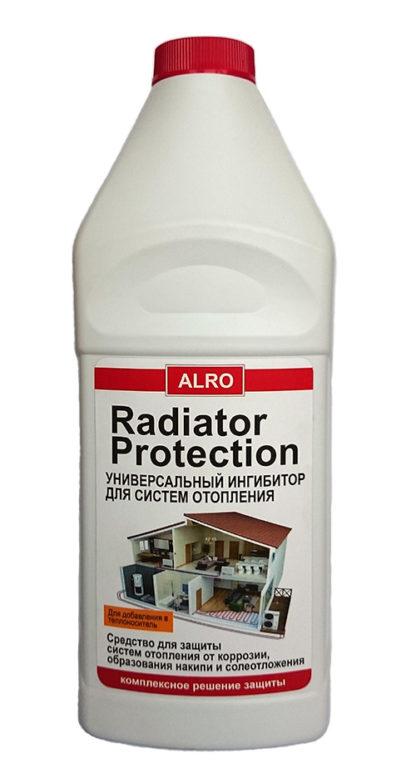 """Универсальный ингибитор для систем отопления """"Radiator Protection"""""""