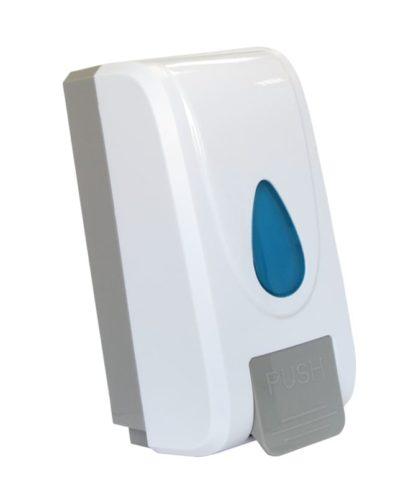 Дозатор нажимной настенный А-228 , пластиковый корпус, 1000мл , д/жидкого мыла